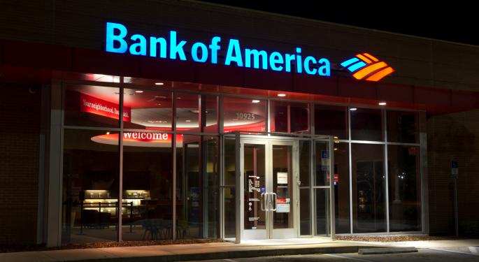 Five Star Stock Watch: Bank of America