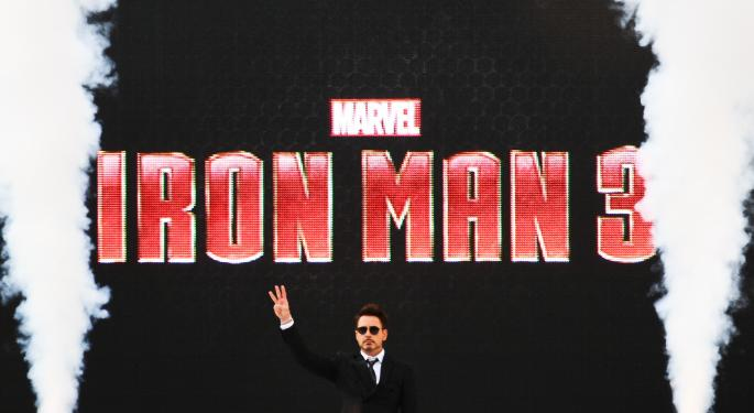 Disney's 'Iron Man 3' Earns $1 Billion, Will Top 'The Dark Knight'