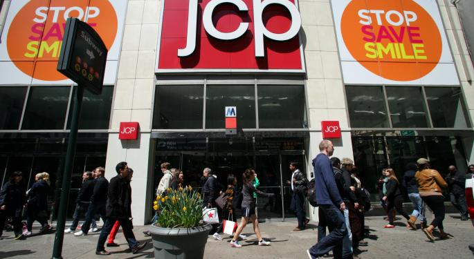 Sozzi: Amid Lowered Poison Pill Threshold, JC Penney Highlights Apparent Disconnect Between Value And Assets