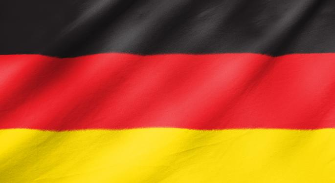 German Inflation Data Disappoints