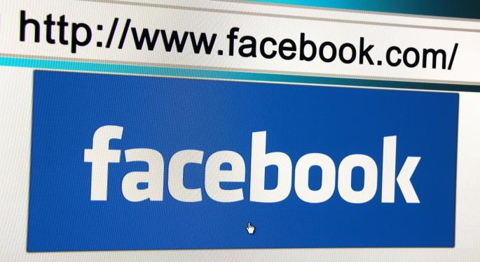 Facebook Sharing Social Media Conversations with TV Networks FB