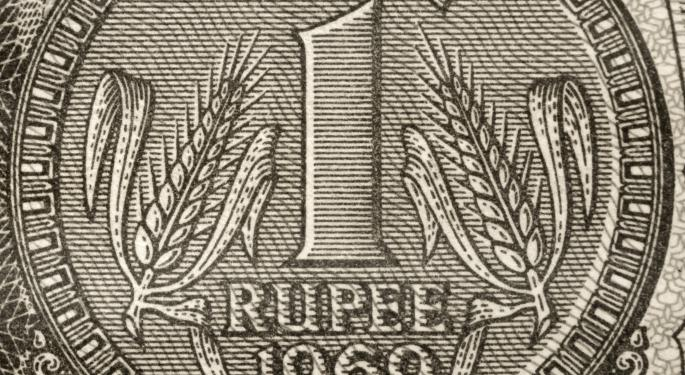 As Rupee Heads To 70, India ETFs Feel The Pain