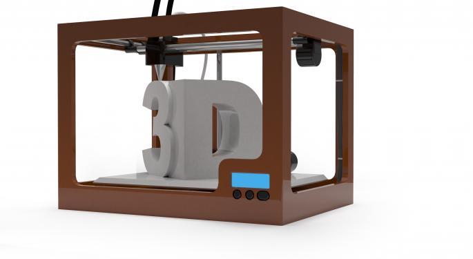 3D Printers: What The Analysts Are Saying