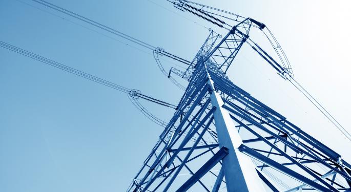 Utilities Stocks Lead Market Higher, Signal Defensive Shift