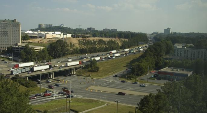 Gwinnett Aims To Improve Freight Movement Along I-85, And Other Georgia Initiatives