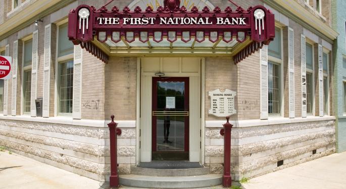 Think Small Banks For Big Profits