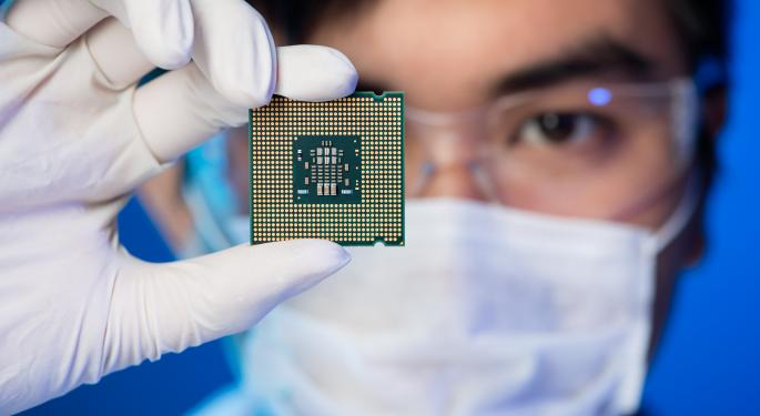 Short Interest Swings In Semiconductor Stocks BRCM, MXIM, MU