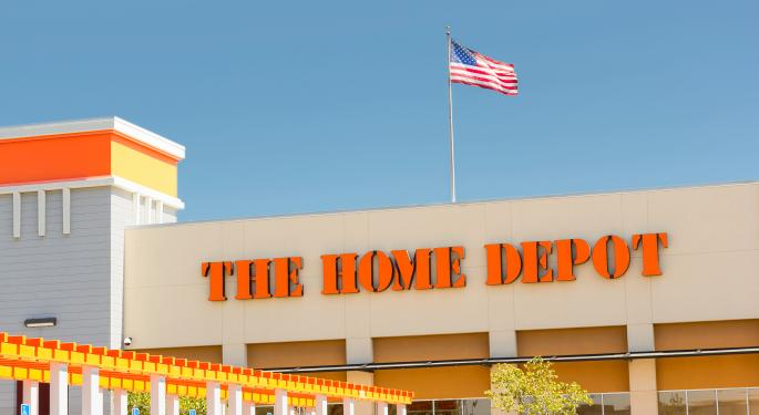 Five Star Stock Watch: The Home Depot