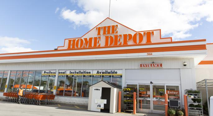 Home Depot Earnings Preview: Keeping Ahead Of Lowe's?