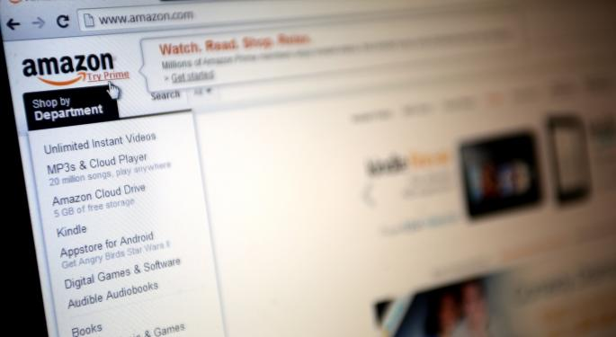 Amazon Reports Record Holiday Numbers