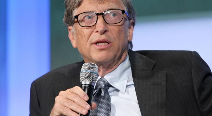 The New York Times Needs Bill Gates And He Needs Something To Do