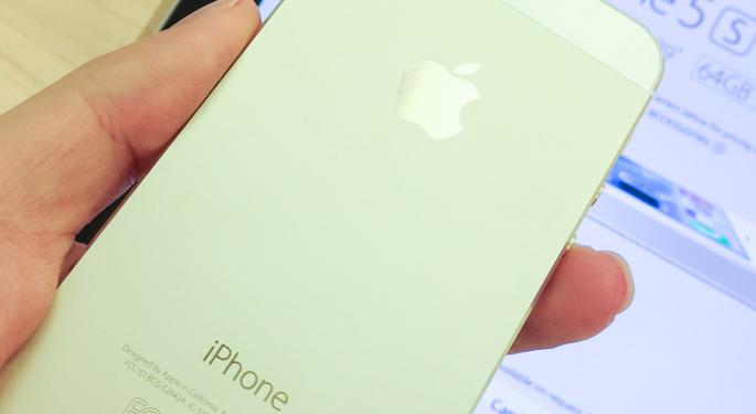 Increased Production For iPhone 5S to Lead to Shortened Wait Time