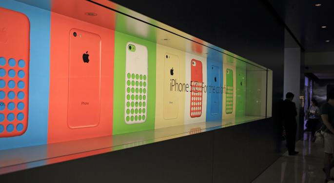 Did Apple's iPhone 5C UK Price Drop Confirm It Flopped?