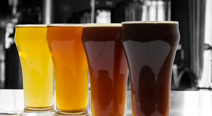 Craft Beer Market Continues To Grow