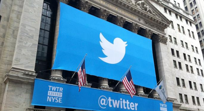 Twitter's Quiet Period Ended Sunday