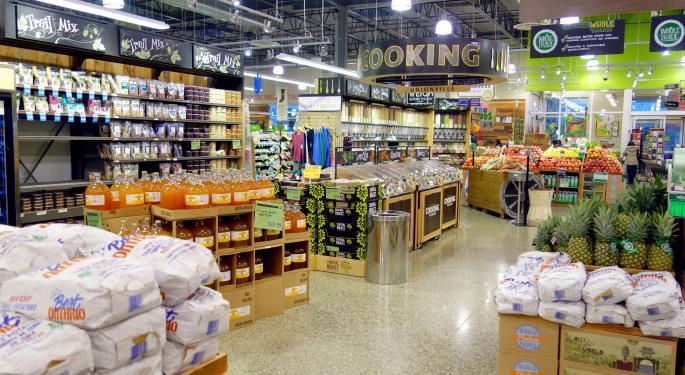 Whole Foods' Expansion Another Success For U.S. Grocers