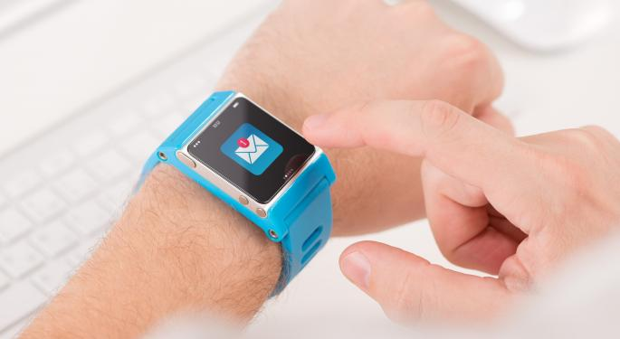 'Wearable' Bling Is Fast Becoming King