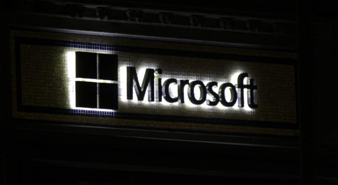 Study: Microsoft Most Trusted and Reliable Tech Brand