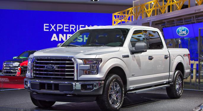 Ford Says 2013 One Of Its 'Best Years Ever,' But Challenges Loom In 2014