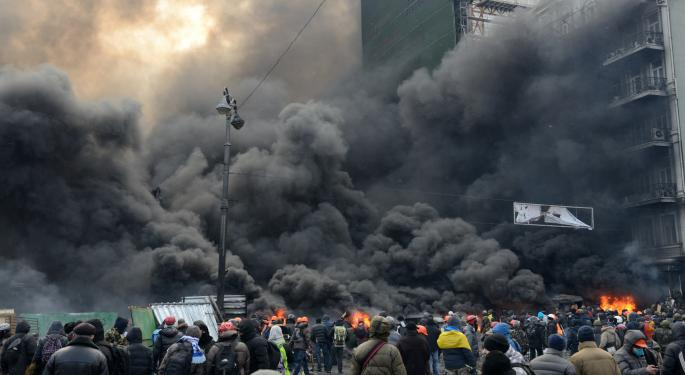 What's Going On In Ukraine? A Local Perspective