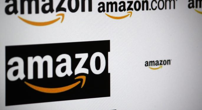 Amazon's 'Big Spender' Act Not Impressing Investors