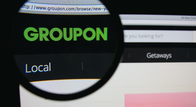 Groupon's Product Chief To Leave the Company; Shares Tumble 8%