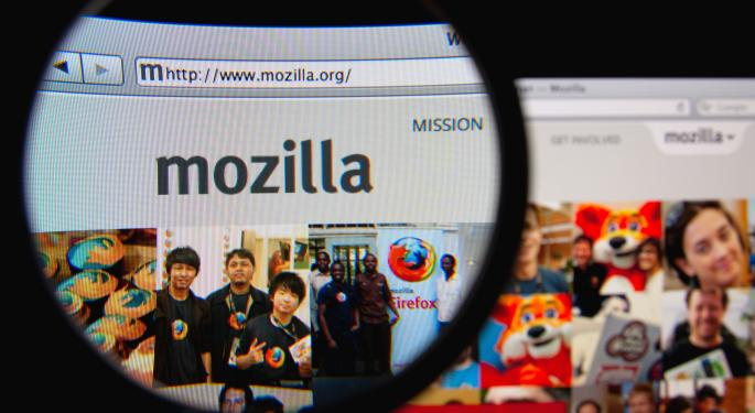Mozilla CEO Steps Down Amid Controversy