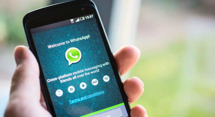WhatsApp Could Have Gone Public Without A Facebook Buyout