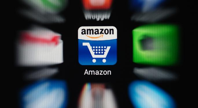 Will Amazon's New Smartphone Feature 'Point & Shop?'
