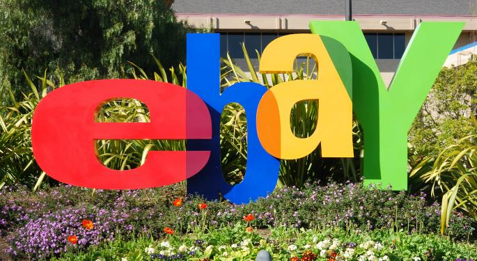 eBay Jumps 6% After Q4 Earnings Beat