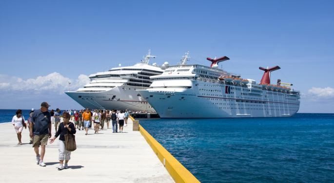 Carnival: Triumph Disaster Will Hurt Earnings 8-10 Cents