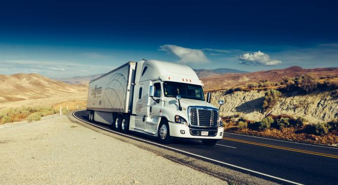 J.D. Power: New Truck Order Cycle May Be Reaching Peak