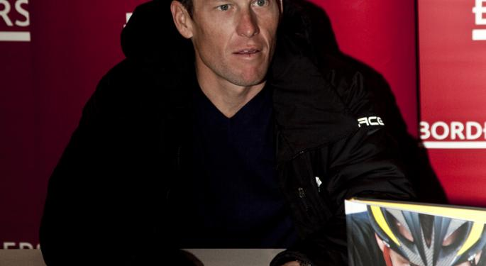 Where to Watch Lance Armstrong Admit He Doped