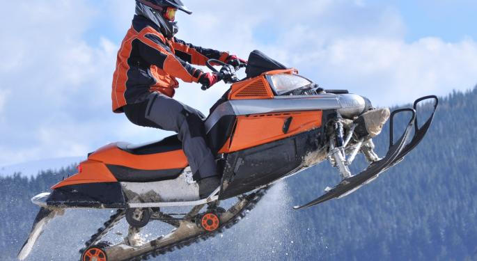 Institutions Love Arctic Cat's Record Earnings and Share Price ACAT