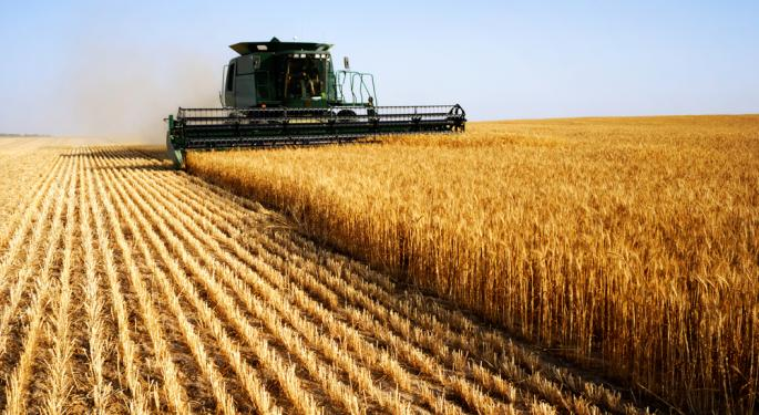 Agribusiness ETFs Could be in For Tough 2013
