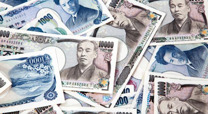 Abe's Tough Talk Could Weaken Yen Further