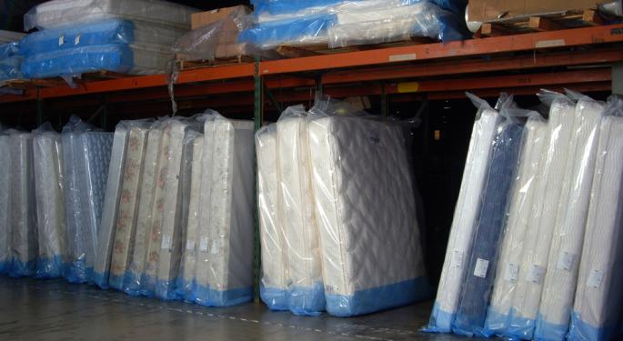 Matress Firm Plunges on Weak Guidance; Tempur-Pedic Retraces Early Losses