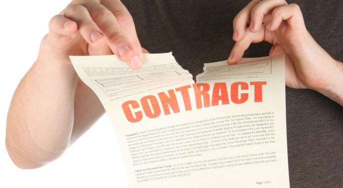 T-Mobile's 'No Contract' Option Getting the Attention of Verizon and AT&T
