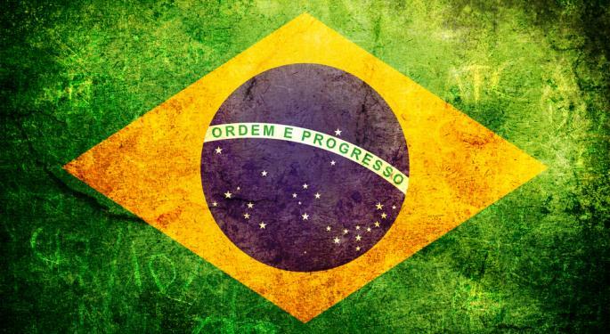 More Bad News For Brazil ETFs