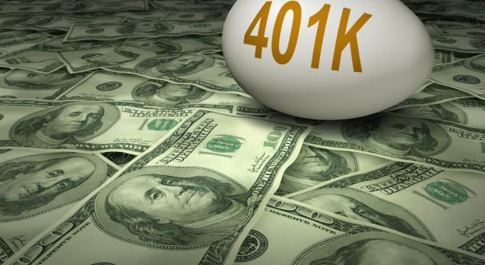 The Case For ETFs in 401k Plans