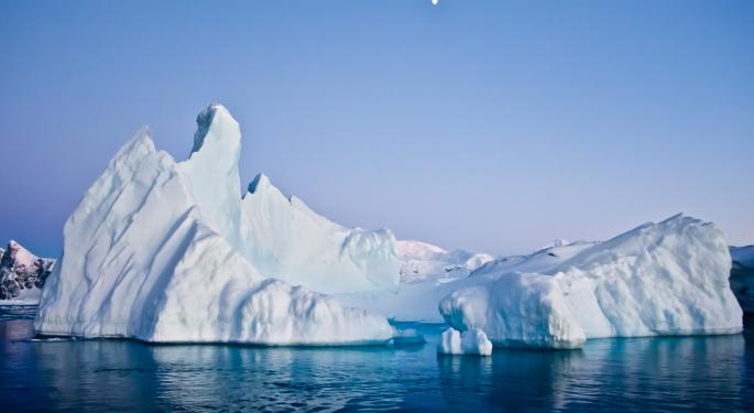 Energy Companies Benefiting from Polar Ice Melting