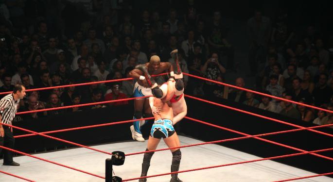WWE Has Monster Run, But Could It Soon Be Slammed?