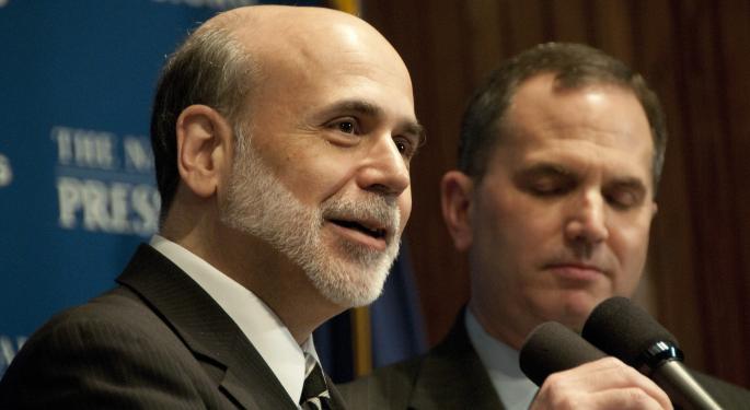 SLIDESHOW: Who Will Succeed Bernanke?