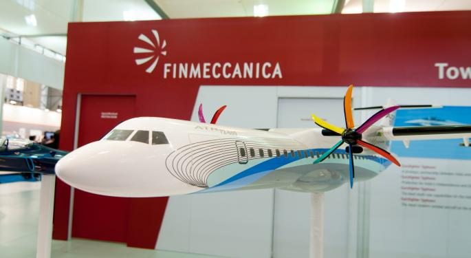 Finmeccanica CEO Arrested in Italy, Shares Tumble
