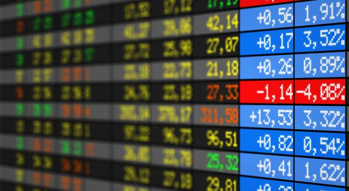 Mid-Morning Market Update: Markets Rise; Hertz Global To Spin Off Equipment Rental Business