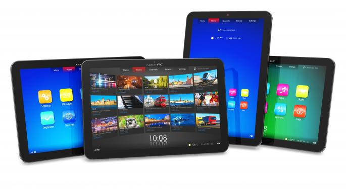 Everybody Knew the Tablet Market was Growing, But Nobody Expected This