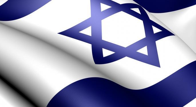 Despite Challenges, Israel ETF Surging