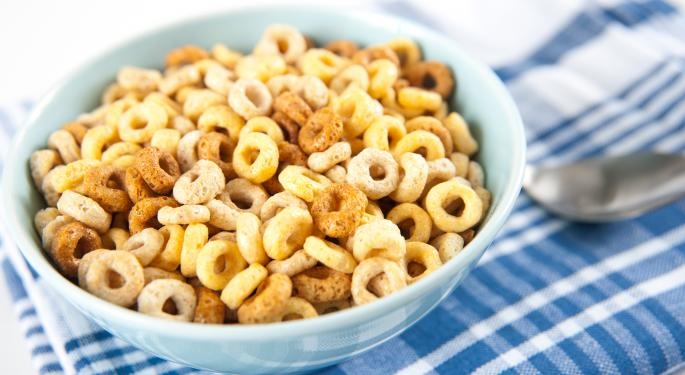 General Mills Earnings Slightly Below Estimates As Generic Brands Provide Competition