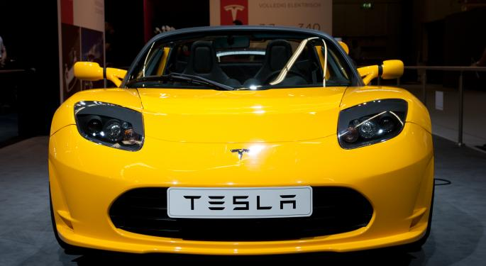 Tesla Becomes Apple For These ETFs