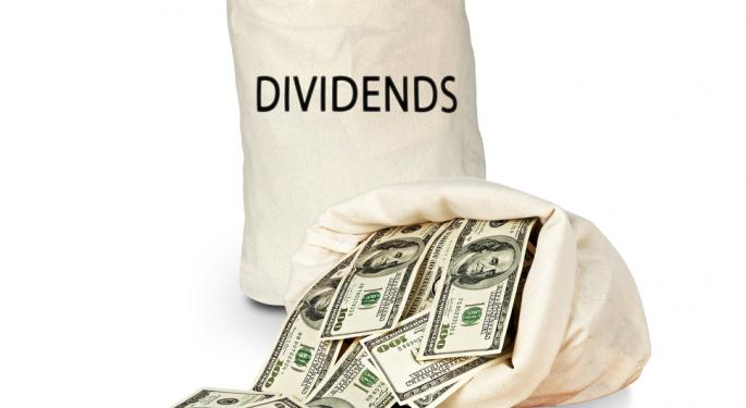Five Value Stocks With High Dividend Yields